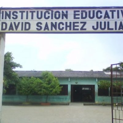 Logo del grupo I E DAVID SANCHEZ JULIAO
